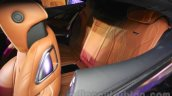 2015 Mercedes AMG S 63 Coupe rear seats launched in Delhi