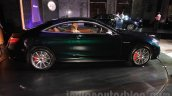 2015 Mercedes AMG S 63 Coupe side launched in Delhi