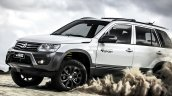 2015 Suzuki Grand Vitara 4Sport front three quarter press image