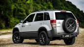 2015 Suzuki Grand Vitara 4Sport rear quarter press image