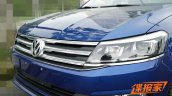 2015 Volkswagen Gran Lavida facelift front end revealed in images