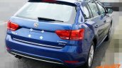 2015 Volkswagen Lavida facelift rear quarter revealed in images