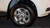 2016 Chevrolet Trailblazer alloy wheels unveiled in Delhi