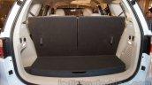 2016 Chevrolet Trailblazer boot space unveiled in Delhi
