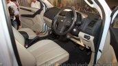 2016 Chevrolet Trailblazer driver's side unveiled in Delhi