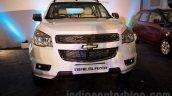 2016 Chevrolet Trailblazer front (1) unveiled in Delhi