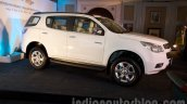 2016 Chevrolet Trailblazer side unveiled in Delhi