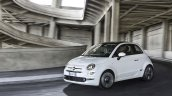 2016 Fiat 500 (facelift) front three quarter unveiled