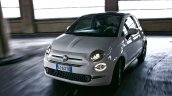 2016 Fiat 500 (facelift) front with LED DRLs unveiled