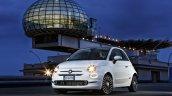2016 Fiat 500 front quarter unveiled