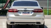 2016 Ford Taurus rear spotted in the flesh post unveil