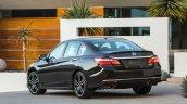 2016 Honda Accord facelift rear press shots