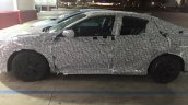 2016 Honda Civic side spotted in Texas, USA
