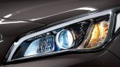 2016 Hyundai Sonata 1.6 turbo headlamp press images