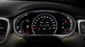 2016 Kia Sorento instrument cluster launched in South Africa