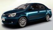 2016 Toyota Etios Brazil