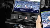 2016 Toyota Etios navigation Brazil