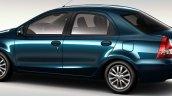 2016 Toyota Etios sedan Brazil
