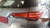 2016 Toyota Fortuner LED taillight