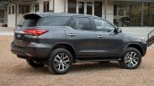 2016 Toyota Fortuner side revealed Australian spec