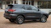 2016 Toyota Fortuner side revealed Australian spec