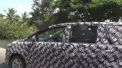 2016 Toyota Innova dashboard Mysore spied