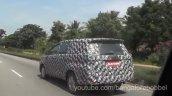 2016 Toyota Innova rear quarter Mysore spied