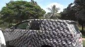 2016 Toyota Innova side Mysore spied