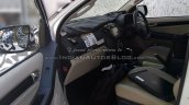Chevrolet Trailblazer interior spied in Ladakh