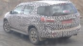 Chevrolet Trailblazer rear quarter spied in Ladakh