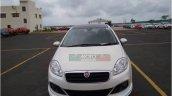 Fiat Linea Elegante front spied