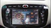 Fiat Linea Elegante navigation spied