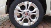Fiat Linea Elegante wheel spied