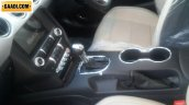 Ford Mustang GT interior India spied