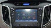 Hyundai Creta Diesel AT AVN system Review