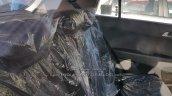 Hyundai Creta SX diesel seat back dealer spied