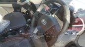 Hyundai Creta SX(O) diesel interior dealer spied