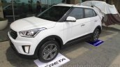 Hyundai Creta front three quarter