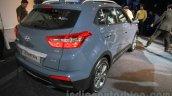 Hyundai Creta rear quarter image
