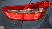 Hyundai Creta taillights