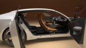 Kia GT concept cabin