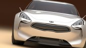 Kia GT concept front