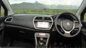 Maruti S-Cross dashboard Review
