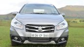 Maruti S-Cross front end Review