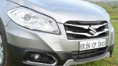 Maruti S-Cross front fascia Review