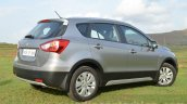 Maruti S-Cross rear end Review