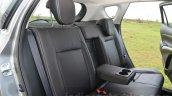 Maruti S-Cross rear seat armrest Review