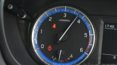 Maruti S-Cross tachometer Review