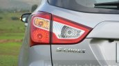 Maruti S-Cross taillights Review