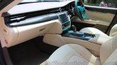 Maserati Quattroporte interior India reveal